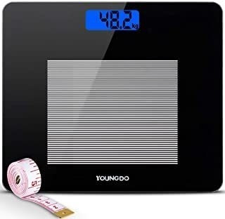 Youngdo Digital Bathroom Scale, Highly Accurate Body Weight