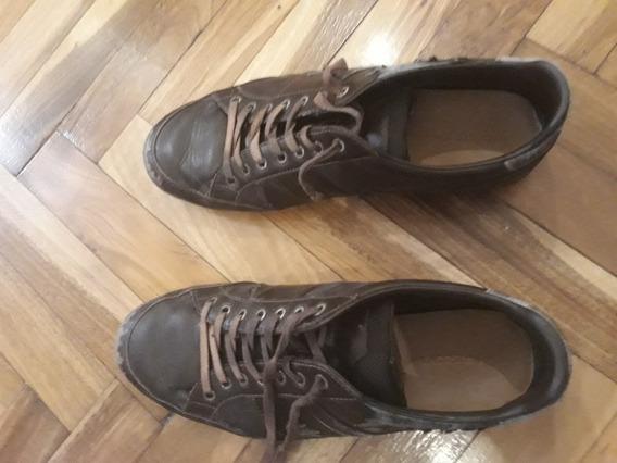 Zapatillas Lacoste Talle 41 Usadas