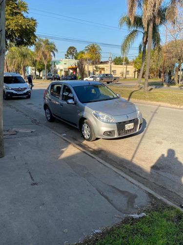 Imagen 1 de 10 de Renault Sandero 1.6 Expression 105cv Abs 2013