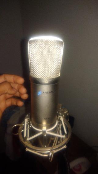 Vendo Esse Microfone Da Arcano