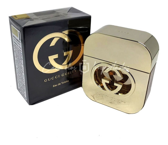 Gucci Guilty Edt 50ml Feminino | Original + Amostra