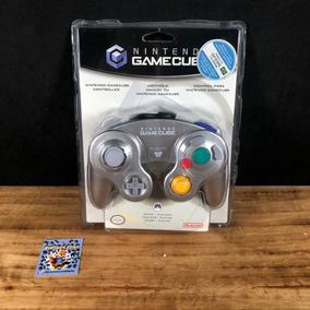 Controle Platinum Lacrado Original Americano P/ Gamecube!!