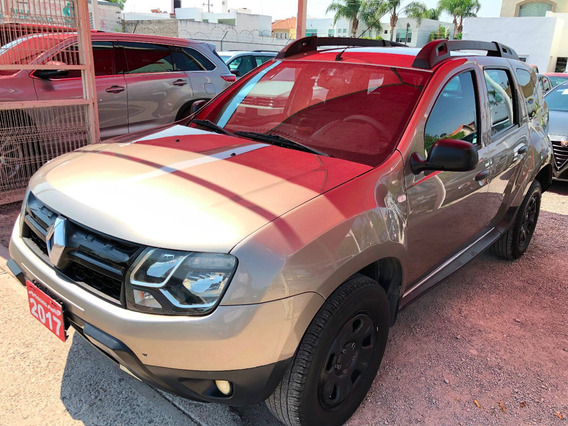 Renault Duster Expression Tm6 2017 Credito Recibo Financiami