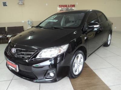 Toyota Corolla 2.0 16v Xei Flex Aut. 4p 2012/2013 Preto