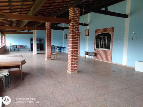 Chácara Em Ibiúna - Sitio Em Ibiuna - Cód.187