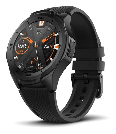 Ticwatch S2 Sumergible 5atm Wear Os Gps Sports Bateria 2dia