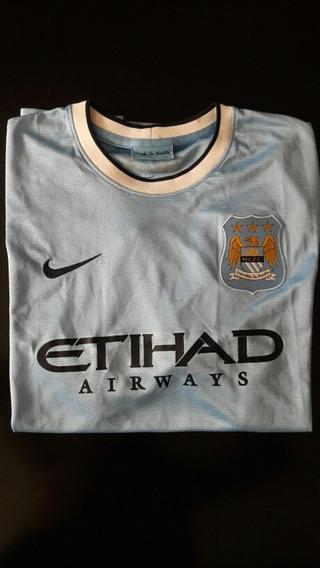 Camiseta Manchester City 2014