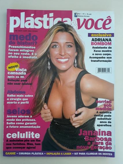 Revista Plástica E Você 03 - Janaina Barbosa Adriana Bombom