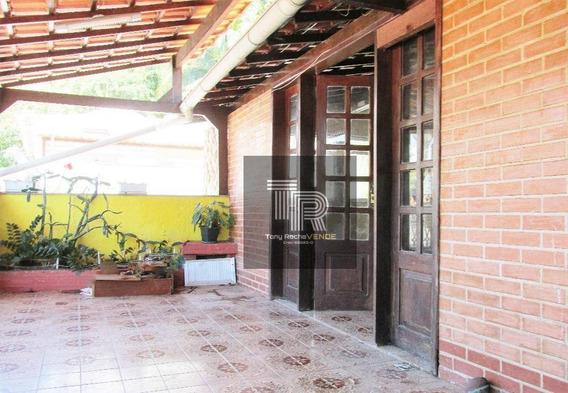 2 Casas De Vila, Garagem E Segurança Total - Santa Rosa - Ca0028