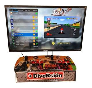 Tablero Arcade Multijuegos Pandora 9h 2199 Juegos