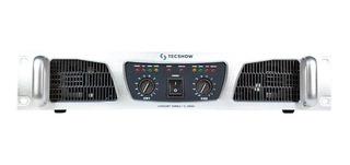 Amplificador Tecshow Concert C 2600