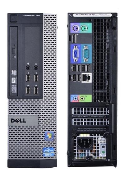 Mini Desktop Dell 790 Sff Core I3 2120 3.30ghz 4gb Hd 500gb