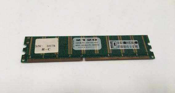 Memoria Ram 256mb Pc 3200 400mhz