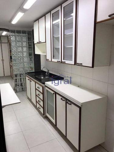 Imagem 1 de 30 de Apartamento Para Alugar, 78 M² Por R$ 1.700,00/mês - Vila Campestre - São Paulo/sp - Ap1479