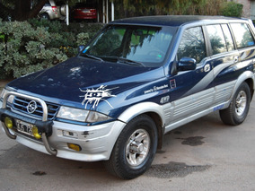 Ssangyong Musso 2.9 602 D El, Muy Buena!!