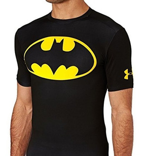 Remera Compresion Under Armour Alter Ego Batman
