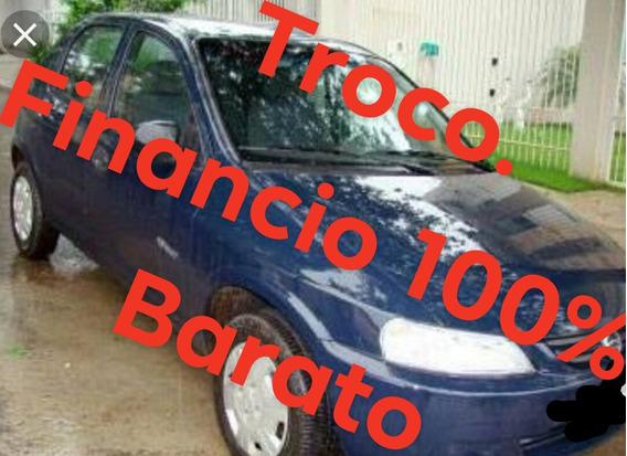Chevrolet Celta 1.0 Azul 2004/ Novo Oferta /unico Dono