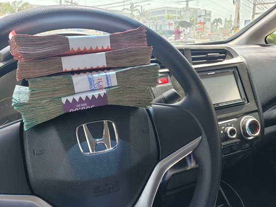 Honda Fit Full 530,000 Nueva