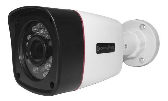Câmera Infra Segurança Mult Hd 720p Ahd Tvi Cvi 2,8mm Cftv