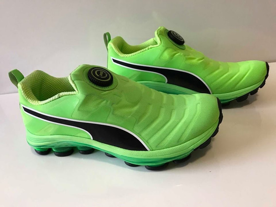 Tênis Puma Voltage Disc Original Verde
