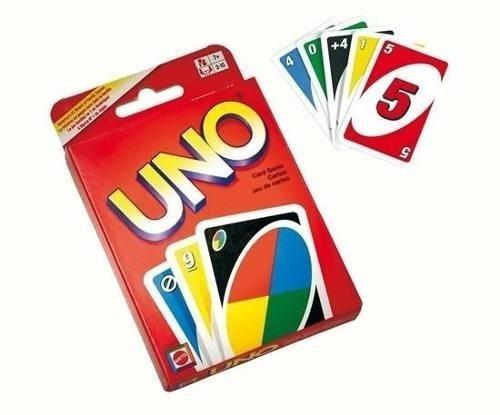 Jogo Uno Baralho Jogo De Cartas Familia Baralho Uno Cards