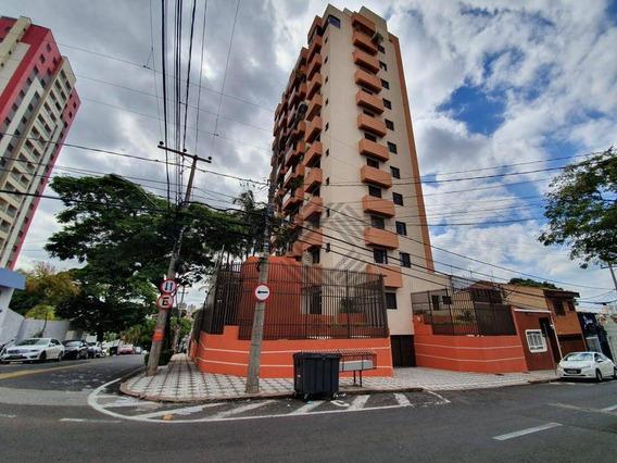 Apartamento Com 3 Dormitórios Para Alugar, 151 M² Por R$ 1.100,00/mês - Santa Terezinha - Sorocaba/sp - Ap1295