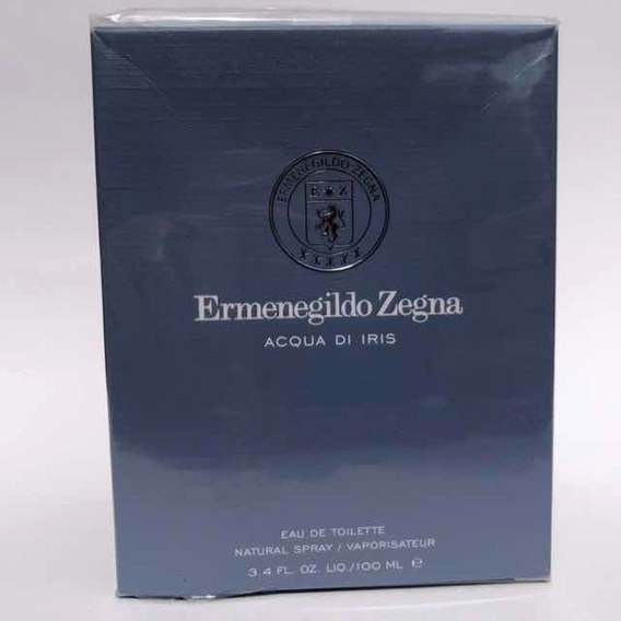 Ermenegildo Zegna Acqua Di Iris 100ml | Marvinarantes