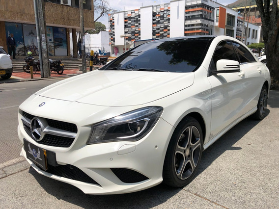 Mercedes-benz Clase Cla Cla 200 2015