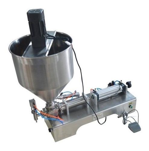 Llenadora Mezcladora De Liquidos Semiviscosos 100-1000ml