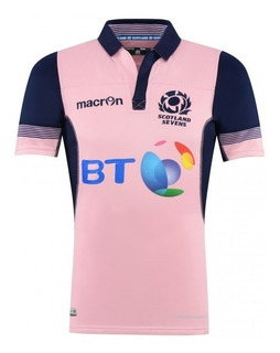 Camiseta Rugby Escocia Rugby