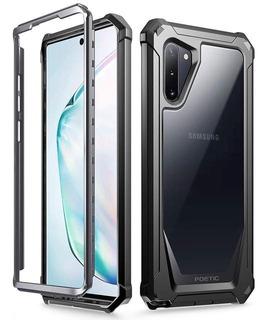 Funda Galaxy Note 10/10 Plus Poetic Protección 360 Guardia #
