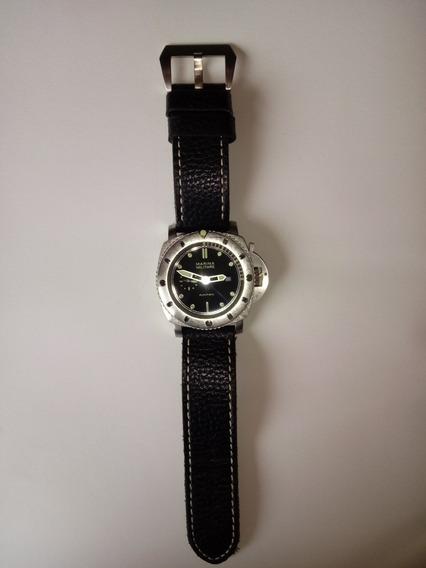 Relógio Automático Parnis Homage Panerai Pan 364 47mm