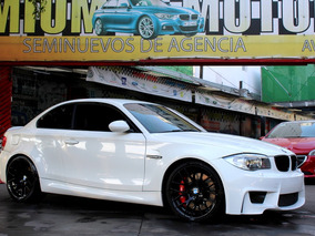 Bmw //m1// 2012 Seminuevo!! Piel, 6 Cil Bi-turbo, Gps, Tm6