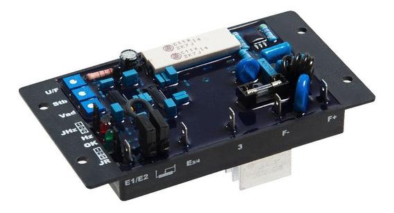 Regulador Avr-a-opt-03 / 10a / Grgt-06 - Geradores Weg