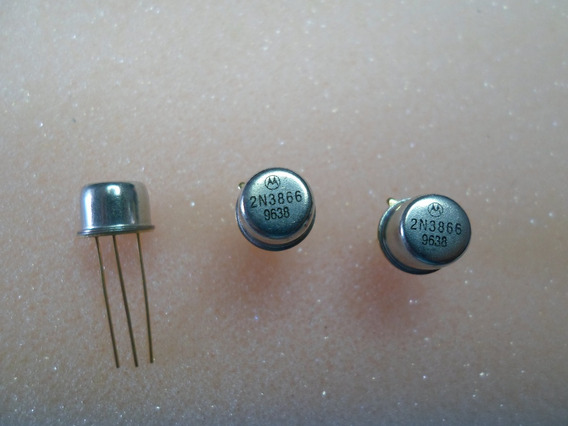 Transistor 2n3866 Original Pll Fm