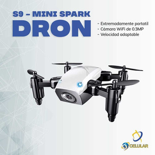 Mini Dron S9 Hd - Wi-fi