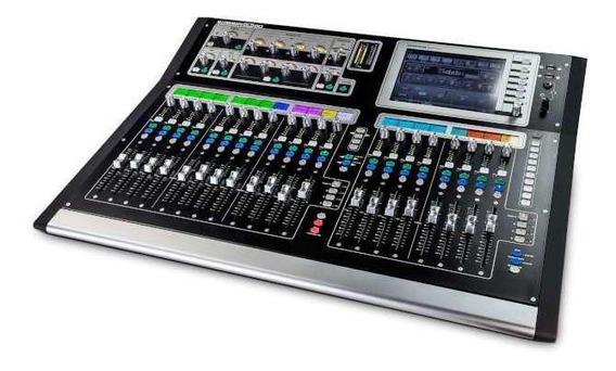 Allen Heath Gld-80 Console Áudio Digital 48 Canais Garantia