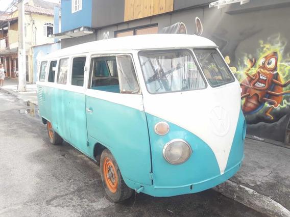 Volkswagen Kombi Corujinha 71