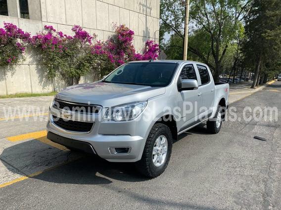 Pick Up Chevrolet Colorado 2014 Z71 4x4 Excelente Estado!