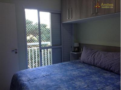 Apartamento 2 Dormitórios (suíte) - Vila Nivi - Ap2536