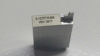 Cutting Blade Te Connectivity 5-1372710-8/a, Veh 19/17
