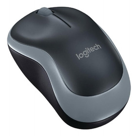Mouse Logitech Wireless Ergonômico M185