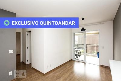 Apartamento No 3º Andar Mobiliado Com 2 Dormitórios E 1 Garagem - Id: 892935027 - 235027
