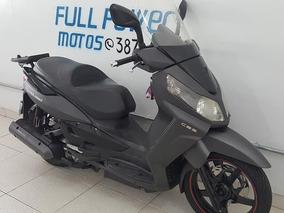 Dafra Citycom 300i Preto Fosco 2014/14