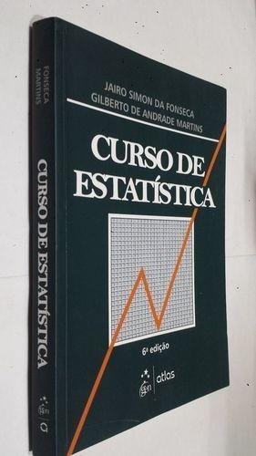 Revista Curso De Estatística Jairo Simon Da Fonseca