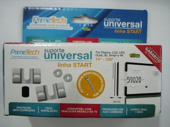 Suporte Universal Fixo Para Tvs De 14 A 105 Primetech