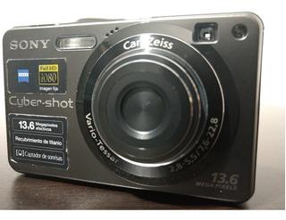 Camara Cybershot Sony Dsc-w300 + 4gb Ms Produo