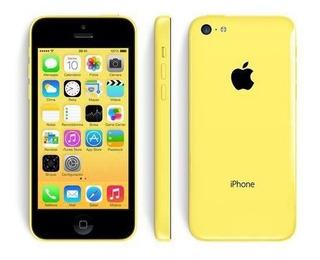 Apple iPhone 5c Mgfh2ll/a A1532 8gb - Amarel Leia O Anuncio!