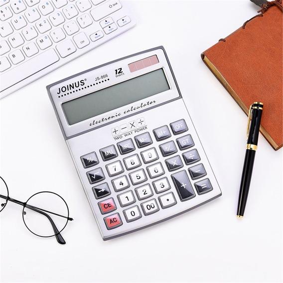 Calculadora Científica De Exibição Portátil Handheld Js866 B