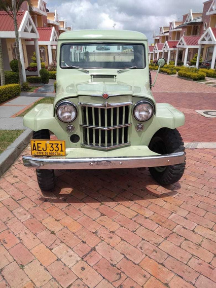 Vendo Camioneta Willys